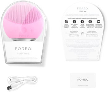 FOREO Luna™ Mini 2 appareil de nettoyage sonique