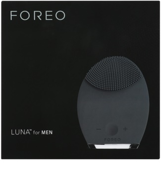 FOREO Luna™ for Men Sonic Skin Cleansing Brush With Smoothing Effect