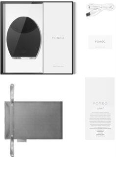 FOREO Foreo Luna™ for Men cepillo sónico de limpieza facial con efecto alisante