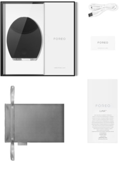 FOREO Foreo Luna™ for Men Sonic Skin Cleansing Brush With Smoothing Effect