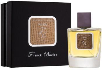 Franck Boclet Vanille eau de parfum unisex 100 ml