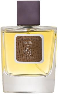 Franck Boclet Vanille eau de parfum unissexo 100 ml