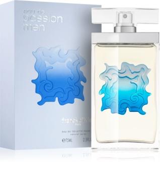 Franck Olivier Eau De Passion Men eau de toilette per uomo 75 ml