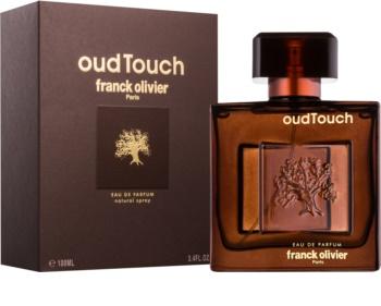 Franck Olivier Oud Touch eau de parfum per uomo 100 ml