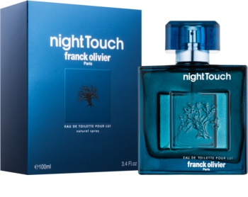Franck Olivier Night Touch тоалетна вода за мъже 100 мл.