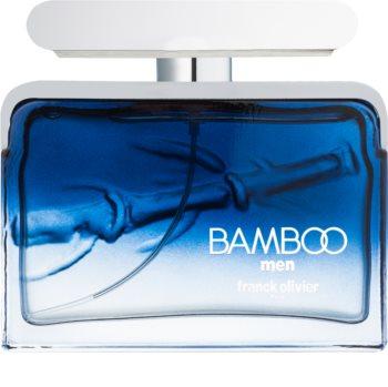 Franck Olivier Bamboo Men eau de toilette for Men