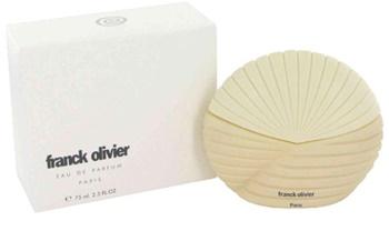 Franck Olivier Franck Olivier Eau de Parfum voor Vrouwen  75 ml