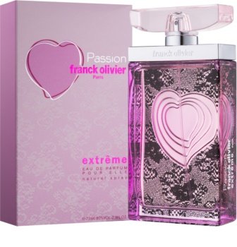 Franck Olivier Passion Extreme парфумована вода для жінок 75 мл