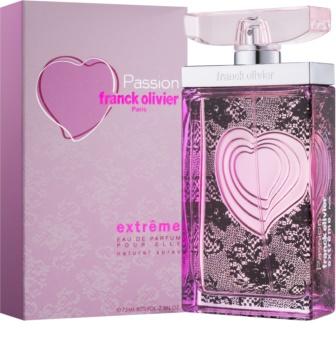 Franck Olivier Passion Extreme parfémovaná voda pro ženy 75 ml