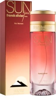 Franck Olivier Sun Java Women Parfumovaná voda pre ženy 75 ml