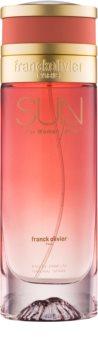 Franck Olivier Sun Java Women Eau de Parfum για γυναίκες 75 μλ