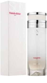 Franck Olivier Sun Java White Women eau de parfum nőknek 75 ml