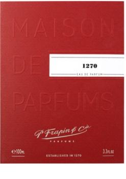Frapin 1270 парфюмна вода унисекс 100 мл.