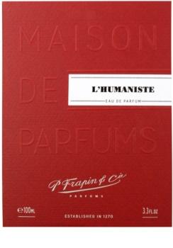 Frapin L'Humaniste woda perfumowana dla mężczyzn 100 ml