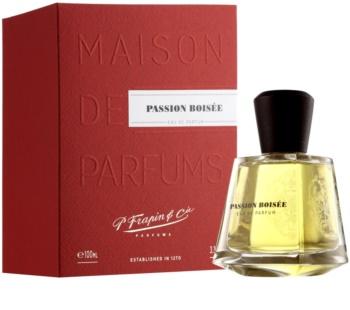 Frapin Passion Boisee Eau de Parfum for Men 100 ml