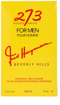 Fred Haymans 273 Eau de Toilette for Men 75 ml