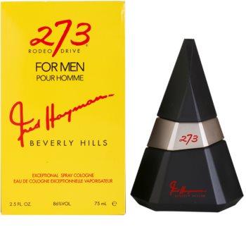 Fred Haymans 273 Eau de Toilette for Men 75 ml