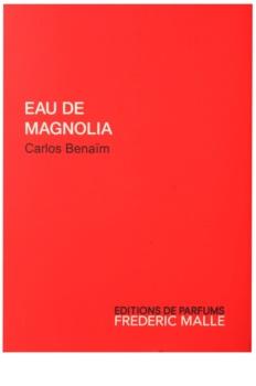 Frederic Malle Eau De Magnolia Eau de Toilette unisex 100 ml