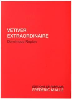 Frederic Malle Vetiver Extraordinaire eau de parfum pentru barbati 100 ml