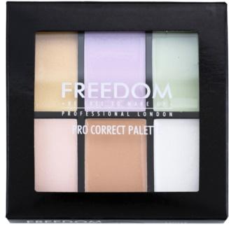 Freedom Pro Correct paleta korektorů