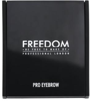 Freedom Pro Eyebrow paleta pro líčení obočí