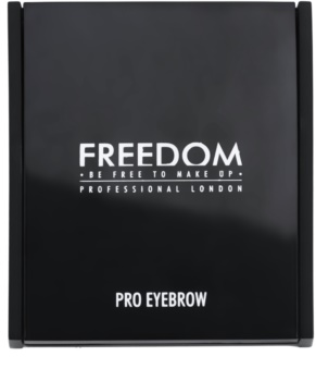 Freedom Pro Eyebrow Palette For Eyebrows Make - Up