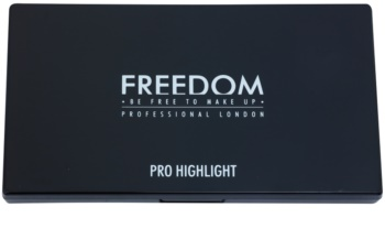 Freedom Pro Highlight paleta rozjasňovačov
