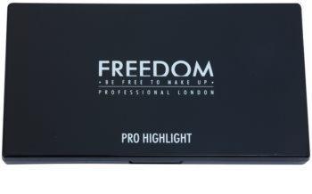 Freedom Pro Highlight paleta rozjasňovačů