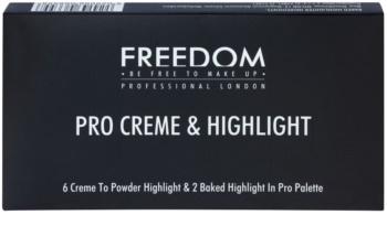 Freedom Pro Highlight paleta luminoasa
