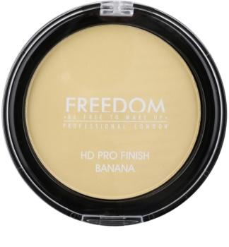 Freedom HD Pro Finish poudre compacte