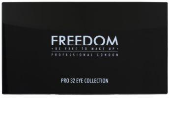 Freedom Pro 32 Innocent Collection paleta očných tieňov