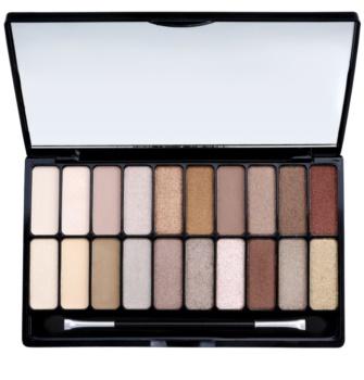 Freedom Pro Decadence Magic Eyeshadow Palette with Applicator