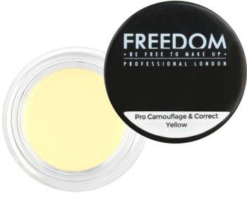 Freedom Pro Camouflage & Correct korektor na tmavé kruhy pod očami