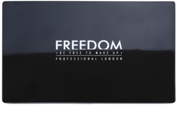 Freedom Pro Decadence Rock & Roll Queen Eyeshadow Palette with Applicator