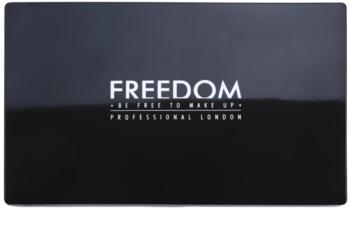 Freedom Pro Decadence Rock & Roll Queen paletka očných tieňov s aplikátorom