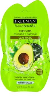 Freeman Feeling Beautiful kaolínová pleťová maska pro hloubkové čištění