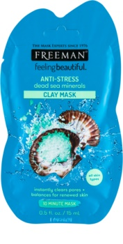 Freeman Feeling Beautiful masque visage anti-stress