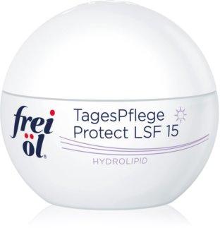 frei öl Hydrolipid crema de día antienvejecimiento protectora SPF 15