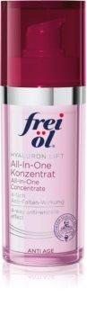 frei öl Anti Age Hyaluron Lift інтенсивна сироватка проти старіння шкіри