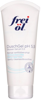 frei öl Sensitive gel de duche suave pH 5,5