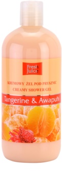 Fresh Juice Tangerine & Awapuhi krémes tusoló gél