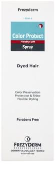 Frezyderm Color Protect Spray a hajszín védelmére