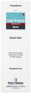 Frezyderm Color Protect Spray pentru protejarea culorii părului