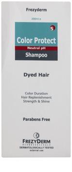 Frezyderm Color Protect sampon pentru protectia culorii