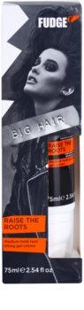 Fudge Big Hair gel cremoso fixação média