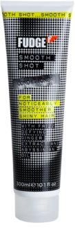 Fudge Smooth Shot balsam hidratant pentru un par stralucitor si catifelat