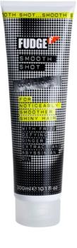 Fudge Smooth Shot feuchtigkeitsspendender Conditioner für glänzendes und geschmeidiges Haar