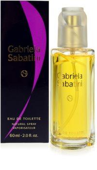 Gabriela Sabatini Gabriela Sabatini Eau de Toilette para mulheres 60 ml