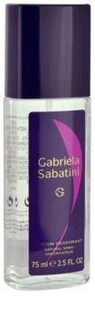 Gabriela Sabatini Gabriela Sabatini dezodorant z atomizerem dla kobiet 75 ml