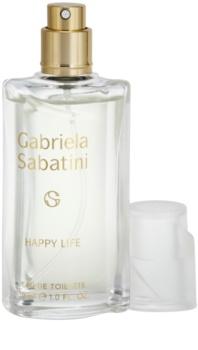 Gabriela Sabatini Happy Life Eau de Toilette for Women 30 ml
